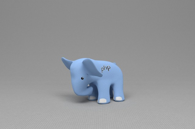 php elephant mascot