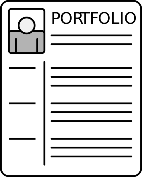 portifolio drawing image