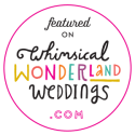 Norfolk Wedding Photographer featured in Whimsical Wonderland Weddings