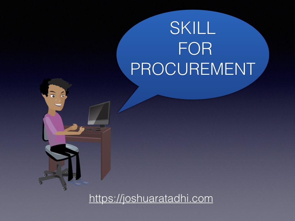 Skills For Procurement .001