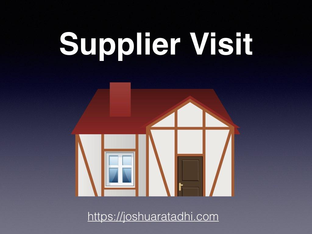 Supplier Visit.001