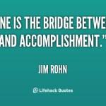 The Benefit of Self-Discipline