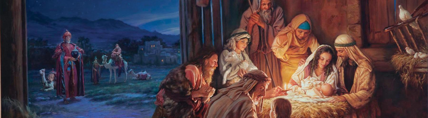 The Christmas Names Of Jesus Jesus Theologia Est Scientia Vivendo Deo