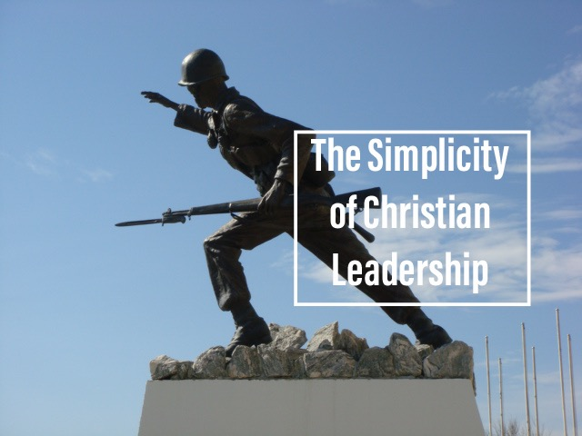The Simplicity of Christian Leadership