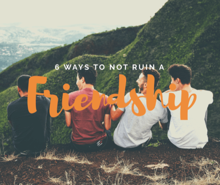 6 ways not to