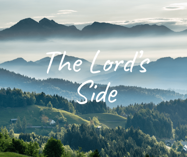 The Lord's Side
