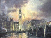 Big Ben Live Wedding & Event Painting