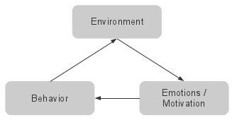 environment emotions behavior