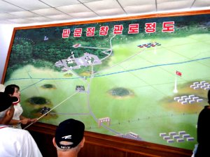 North Korea's demilitarized zone