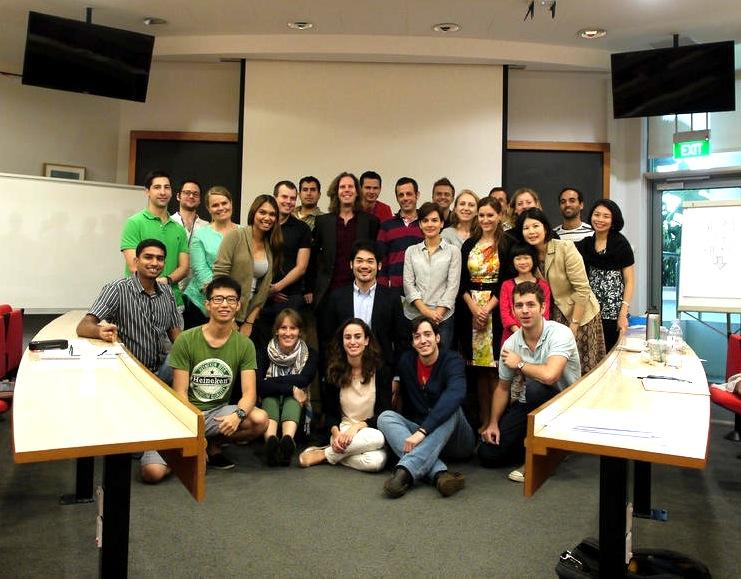 INSEAD Leadership seminar October 6-7, 2012