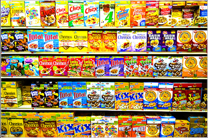 Cereal Aisle 2