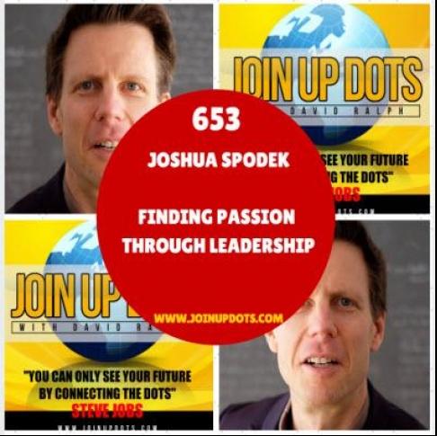 Join Up Dots Joshua Spodek interview
