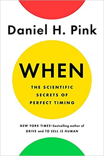Daniel Pink's new book When