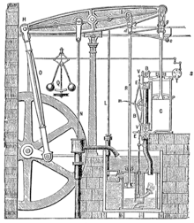 A Watt Steam Engine