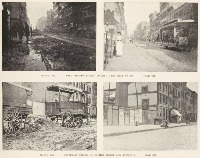 New York City before and after a sanitation transformation