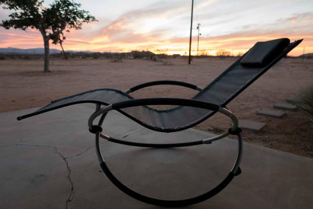 orbital chair