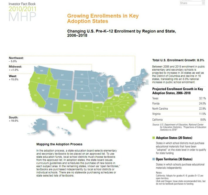Textbook Adoption States Map.Textbook Decisions Go Local Guest Blog By Christine Pill Joshua