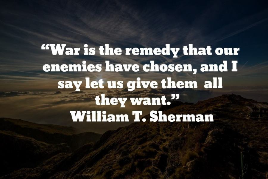 war sherman
