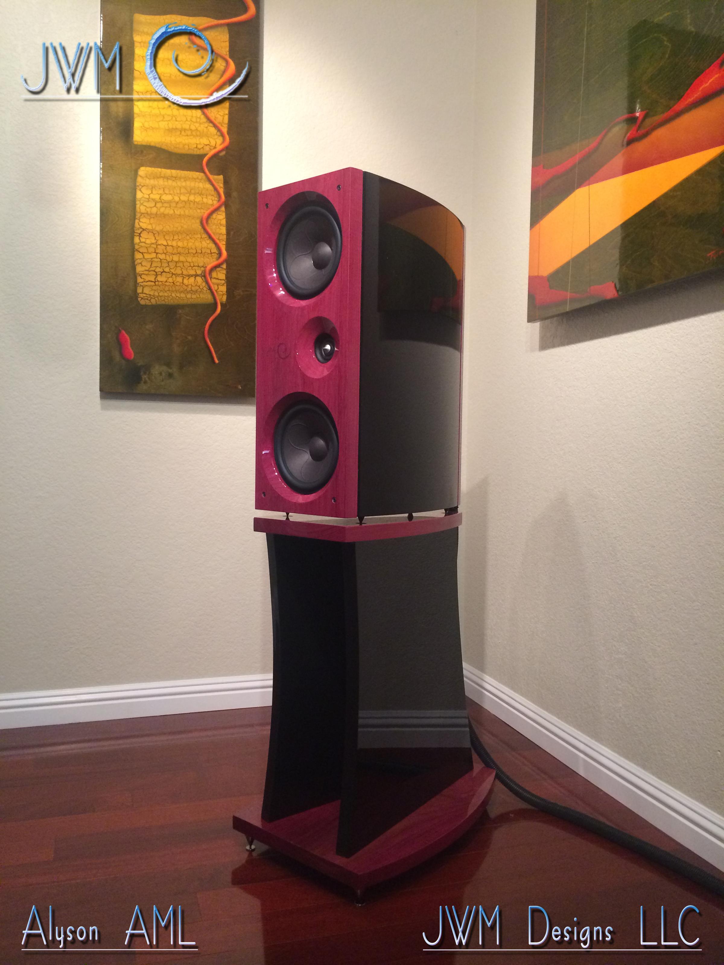 MTM speakers  joshuawmilesdesignsllc