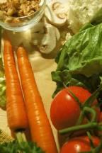 Pax Christi Cookbook Food Photography