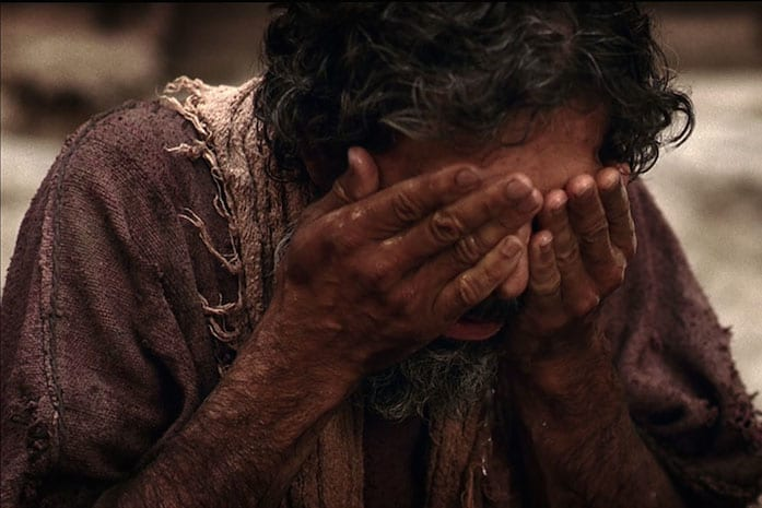 what we can learn from the healing of a blind man at bethsaida