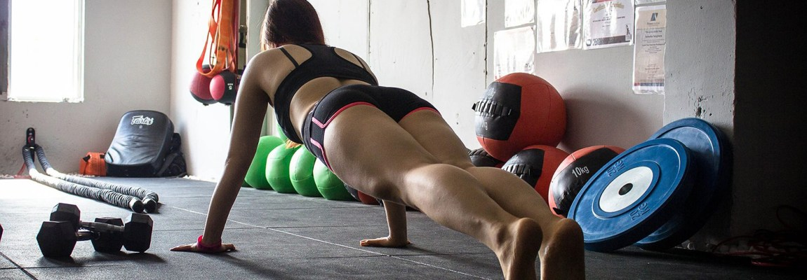 Making Core Exercises More Challenging By Changing Your Focus