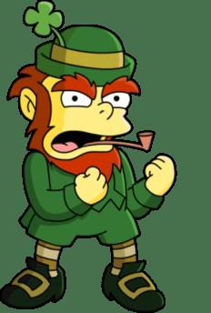 7pm St. Patrick's Day