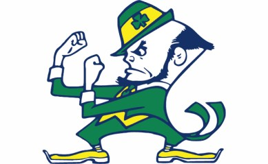 Fighting Irish! Shut Up!