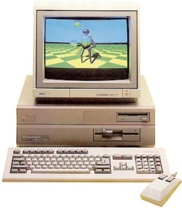 The Amiga 2000