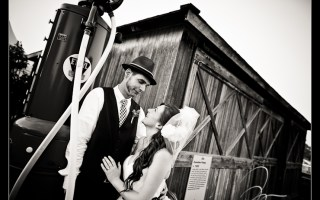 Hallockville Museum Farm Wedding pictures - By Josh Wong Photography