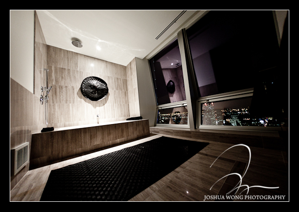 Bathroom at The Setai 5th Ave Residents