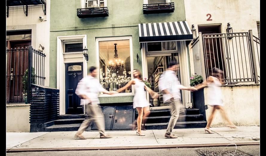 Noho Soho and Notila NYC Engagement Pictures