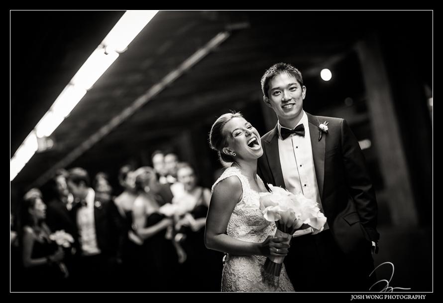 Subway Wedding Pictures