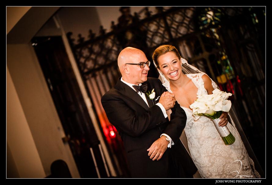 St. John Nepomucene R.C. Church wedding Pictures - New York City Wedding by Josh Wong Photography