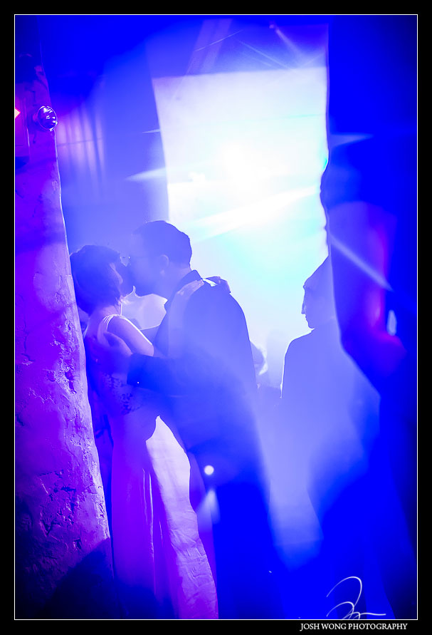 Wedding Ceremony: Shakespenare Garden, Golden Gate Park Reception: Venue 550