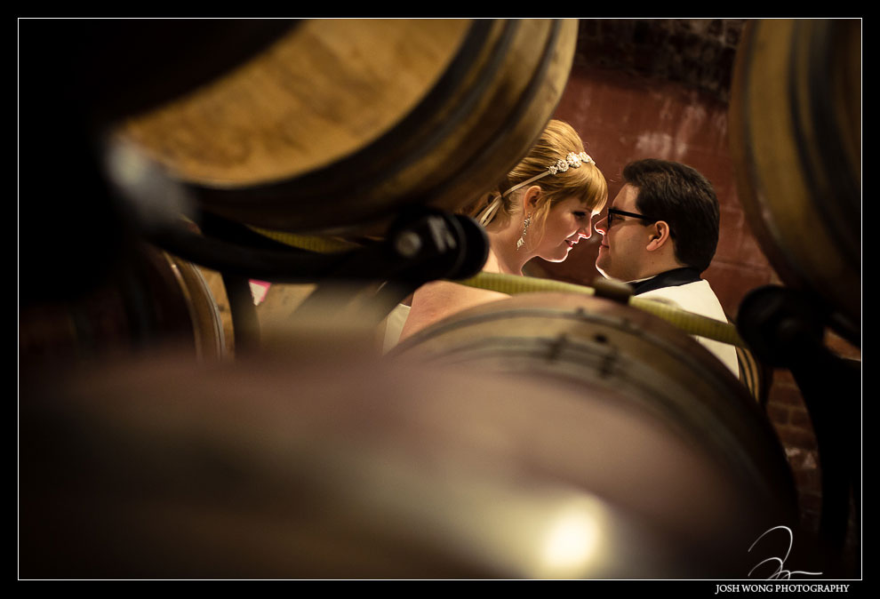 Wedding at City Winery and The Dominick SOHO - Wedding Pictures by Josh Wong Photography