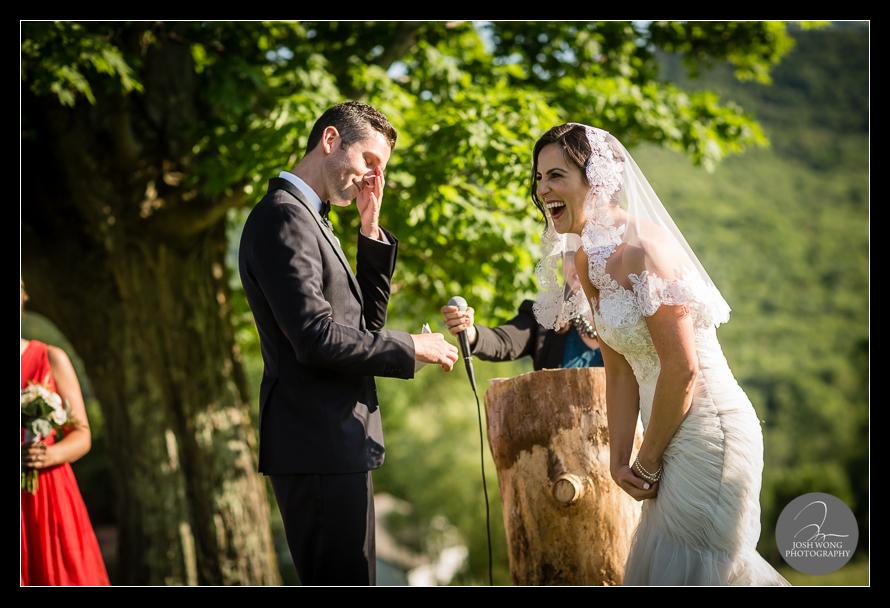 Stone Tavern Farm wedding pictures - Roxbury NY photography by Josh Wong Wedding Photography