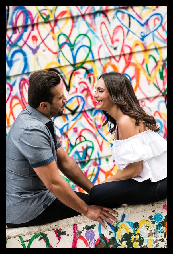 NYC Love Wall