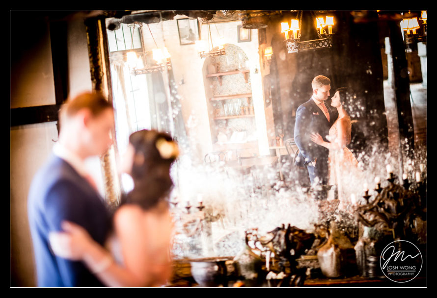 NYC Wedding Photography by Josh Wong Photography - The Bowery Hotel