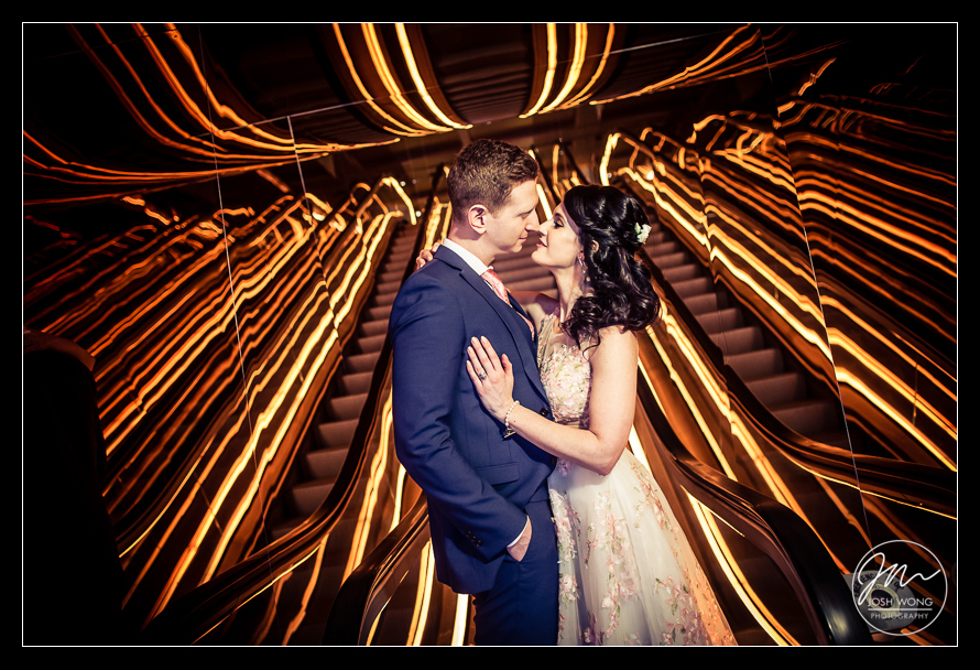 NYC Wedding Photography by Josh Wong Photography - The PUBLIC Hotel