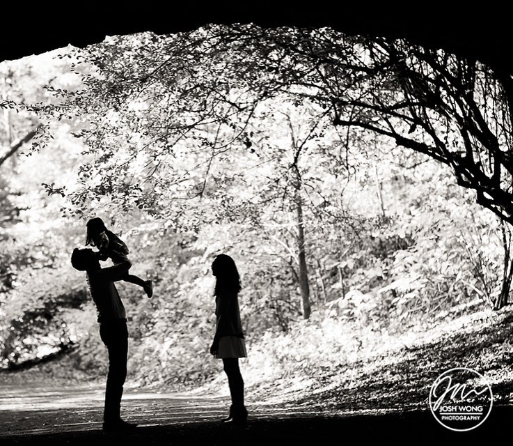Family photography in Central Park, New York City