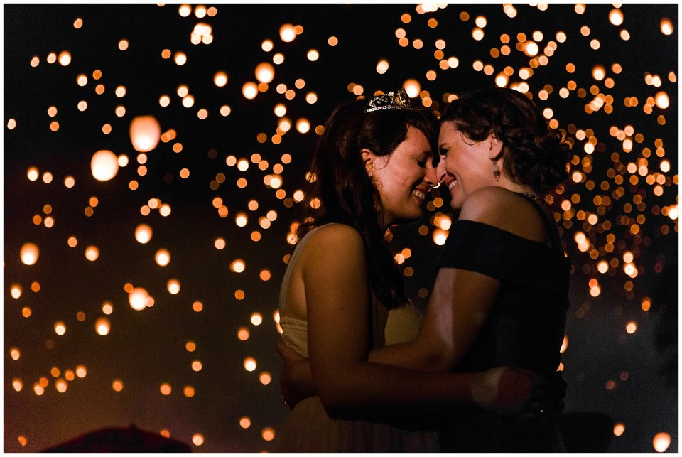 Cassi & Cae's Magical Engagement At The Lantern Festival