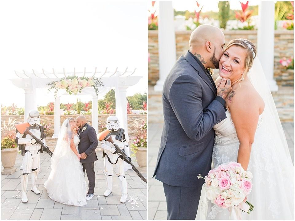 Pedro & Maggie's Star Wars Themed Wedding at La Bella Vista in Waterbury, CT Photos_0060.jpg