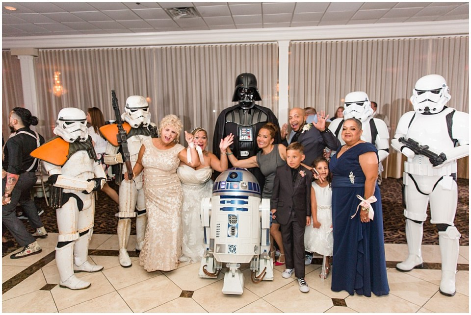 Pedro & Maggie's Star Wars Themed Wedding at La Bella Vista in Waterbury, CT Photos_0122.jpg