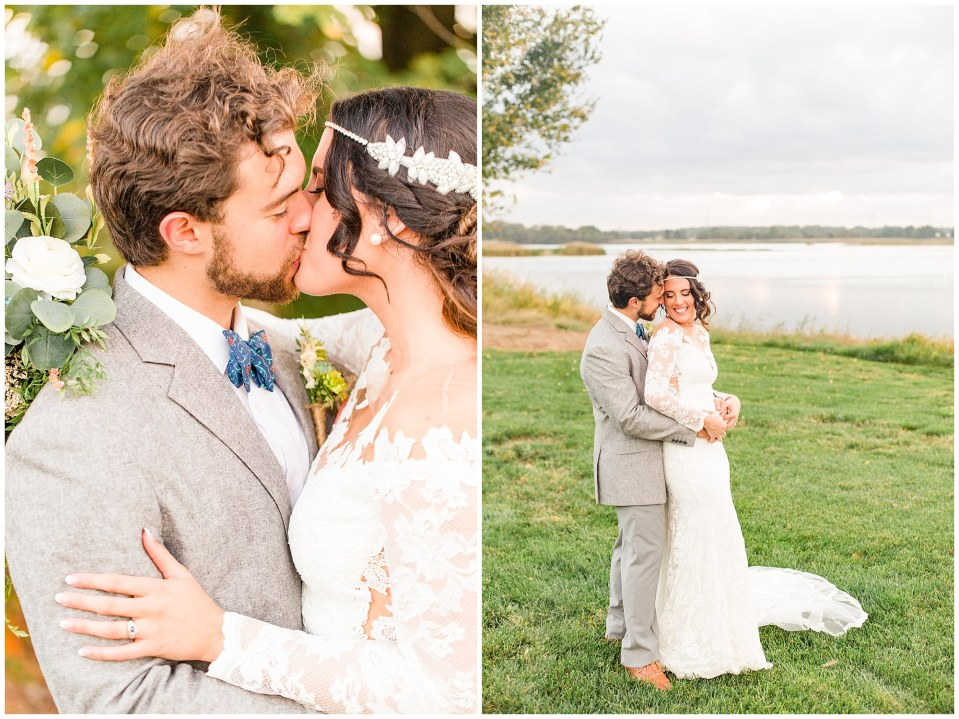 Cody & Hali's Boho Chic Barn Wedding at Thousand Acre Farms in Delaware Photos_0102.jpg