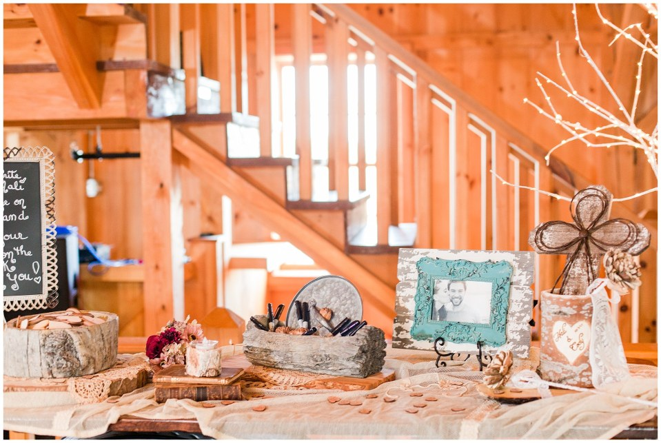 Cody & Hali's Boho Chic Barn Wedding at Thousand Acre Farms in Delaware Photos_0121.jpg