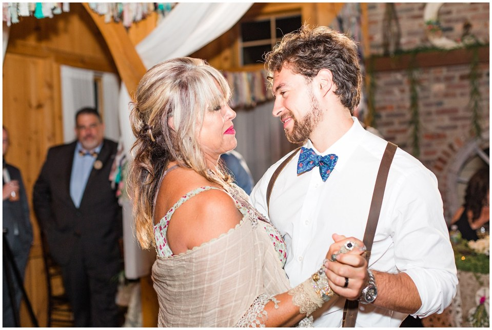 Cody & Hali's Boho Chic Barn Wedding at Thousand Acre Farms in Delaware Photos_0149.jpg