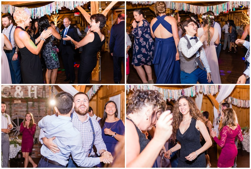 Cody & Hali's Boho Chic Barn Wedding at Thousand Acre Farms in Delaware Photos_0160.jpg