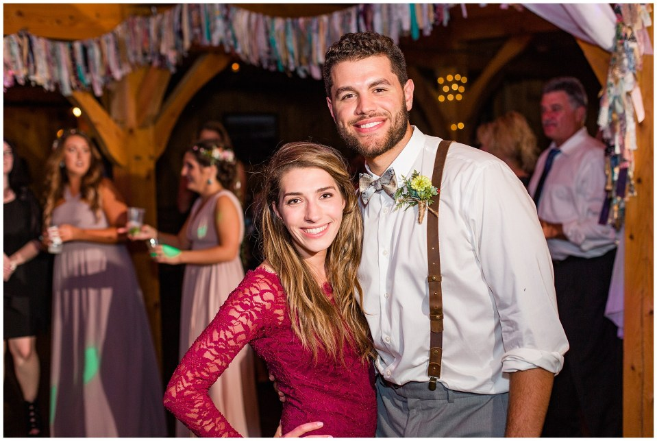 Cody & Hali's Boho Chic Barn Wedding at Thousand Acre Farms in Delaware Photos_0161.jpg