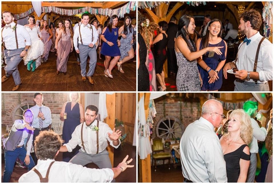 Cody & Hali's Boho Chic Barn Wedding at Thousand Acre Farms in Delaware Photos_0164.jpg